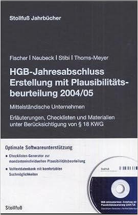 Hgb Jahresabschluss Erstellung Mit Plausibilitätsbeurteilung