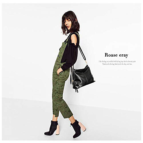 A Rosso Retro Pelle Crossbody Borse Elegante Bag Messenger In Donne Catena Borsa Tote Audburn Donna Spalla tUZxwZq0v