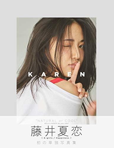 藤井夏恋:KAREN 画像 A