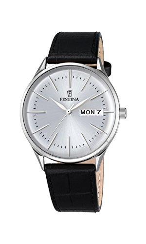 Festina Classic F6837/1 Mens Wristwatch Classic & Simple