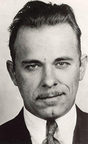 Mug shot of John Dillinger, 8''x10'' Photo Print