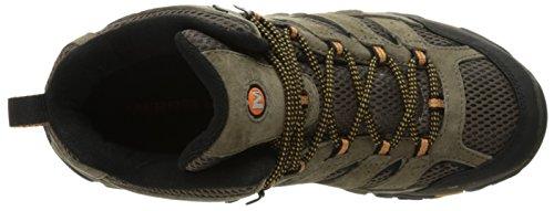 Merrell Hiking Walnut Vent Boot Men's 2 Moab Mid Bra81B