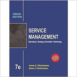 Service Management Fitzsimmons Pdf