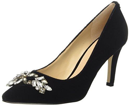 Tacón Para Negro Eu Eland Zapatos Mujer De 39 nero Guess FxwtqZ1n