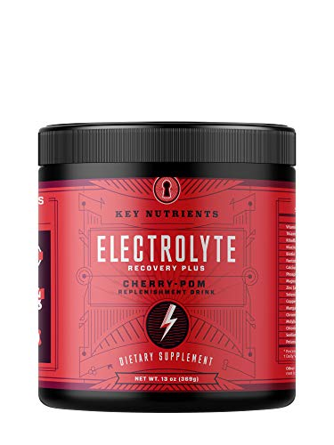 Electrolyte Powder Cherry Pom Hydration Supplement product image