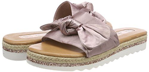 Pink Rose 4896212 Tailor Mules Tom old Women''s T4xISHq4wg