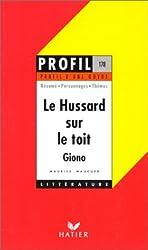 Le Hussard sur le toit, Giono : analyse critique
