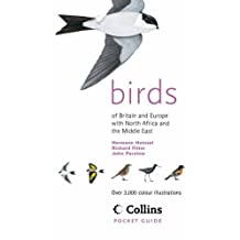 Birds of Britain & Europe: With North Africa & the Middle East