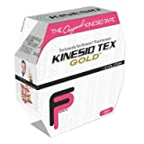 2'' Kinesio� Tex Gold W/R Red FP Bulk