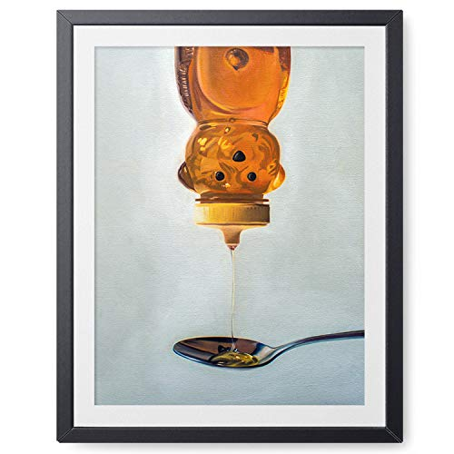 Amazon Com Spoonful Of Honey Oil Painting Giclee Paper