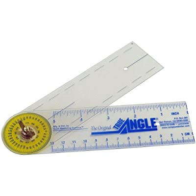 Quint Measuring Systems 106 The Original True Angle Precision Tool, 6-Inch