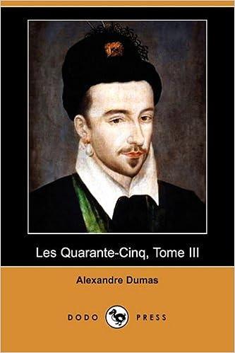 En ligne Les Quarante-cinq pdf ebook