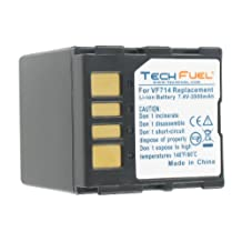 JVC GZ-MG50U Camcorder Replacement Battery - TechFuel Professional Extended Capacity Battery