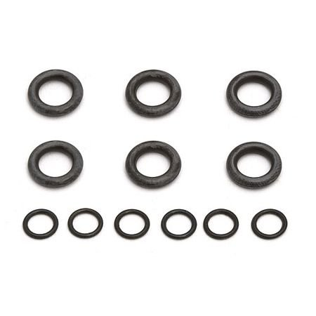 Diff O-ring - Team Associated 89121 Differential O-Rings (12)