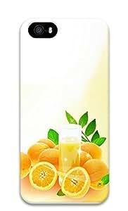 Case For Iphone 6 Plus 5.5 Inch Cover Fruit orange 3D Custom Case For Iphone 6 Plus 5.5 Inch Cover