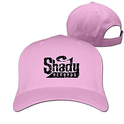 Eminem Slim Shady Flat Unisex Strapback Hat Dancing