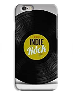 Retro Indie Rock Vinyl Iphone 5C Hard Case Cover WANGJING JINDA