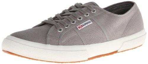 Superga Unisex 2750 Cotu  Grey Sage Classic Sneaker - 40 M EU / 9 B(M) US Women / 7.5 D(M) US Men
