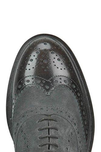 FRANCO À Chaussures MCGLCAB02033I FEDELE Suède Lacets Marron Femme 1xr1TwqP