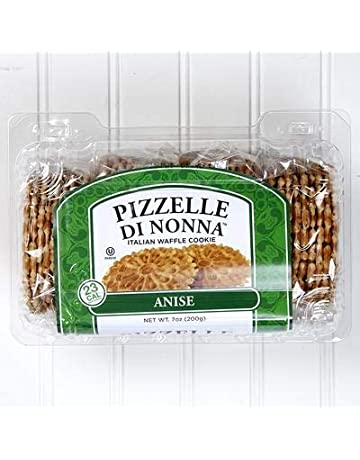 Pizzelle Di Nonna Italian Waffle Cookie (Anise)