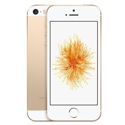Apple iPhone SE 64 GB  Unlocked, Gold (Certified Refurbished)