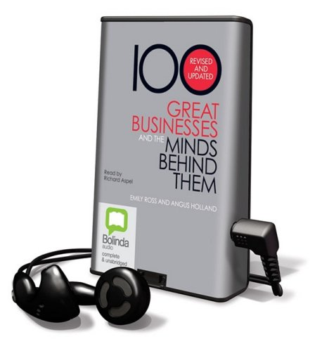 Download 100 Great Businesses and the Minds Behind Them (Playaway Adult Nonfiction) ebook