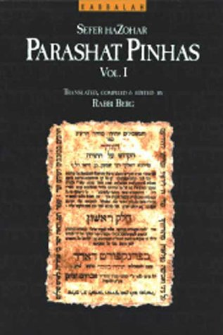The Zohar: Parashat Pinhas, Vol. 1