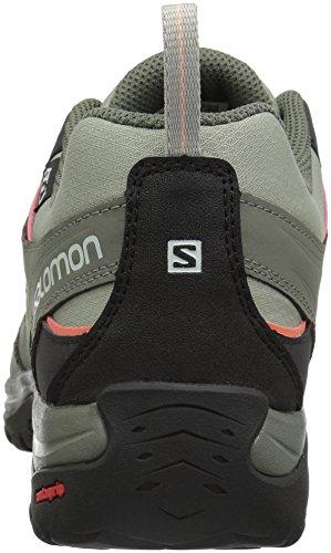 Ombra Delle Donne Di Trail-runners Degli Stati Uniti Delle Donne Di Salomon 3 Cs Impermeabili