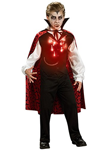 Family Vampire Costumes (Rubies Vampire Child Costume, Small, One Color)