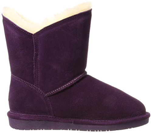 Boot Rosie Women's Plum BEARPAW Winter wzpx5P