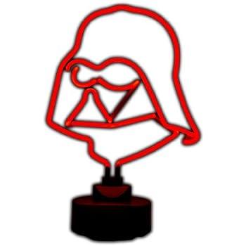 Diamond Select Toys Star Wars Darth Vader Neon Sign