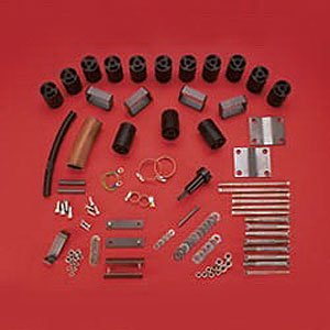 Performance Accessories, Toyota T-100 2WD and 4WD Std/Ext Cabs 3″ Body Lift Kit, fits 1993 to 1998, PA5523, Made in America
