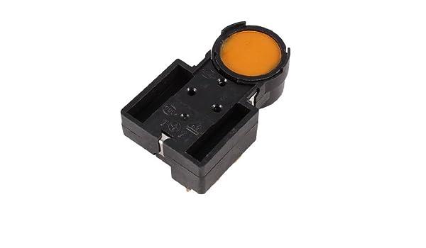 Protector térmico de sobrecarga Negro para 1.5P compresor del aire acondicionado: Amazon.es: Bricolaje y herramientas