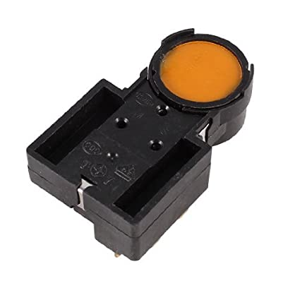 Protector térmico de sobrecarga Negro para 1.5P compresor del aire acondicionado