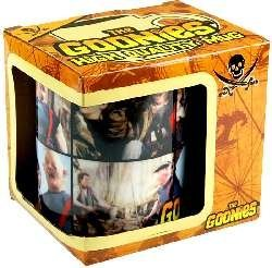 The Goonies Gift Boxed Mug 80s Classic Movie Character Collage Sloth Chunk Mikey Data Stef (80s Characters)