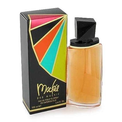 Amazon.com : Mackie by Bob Mackie for Women, Eau De Toilette Spray ...