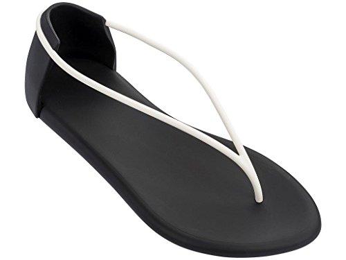 One Multicolore weiß Ipanema Schwarz Mehrfarbig 24583 Sandales Size Pour Femme XqtHOq