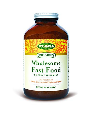 Udo's Choice Wholesome Fast Food 16-Ounces