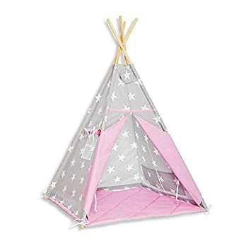 new products dc379 b10aa Teepee Tent - Candy Star