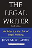 img - for The Legal Writer book / textbook / text book