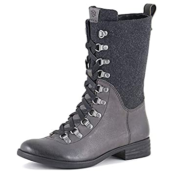 1bc5f48a8 Bussola Trapani Combat Boots, Tova Mid High Boots, Lace-up Boots