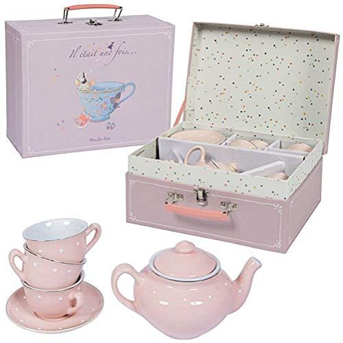 Il etait Une Fois Porcelain Tea Set by Moulin Roty (Image #2)