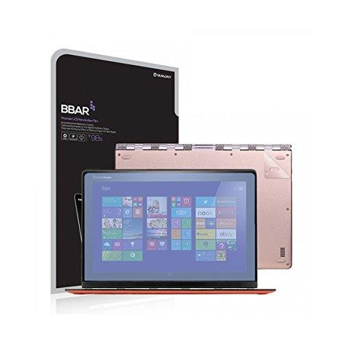 New Gilrajavy Bbar Lenovo Yoga-3 Pro Set Laptop Screen Protector +Surface Fi by WOMUL (Image #5)