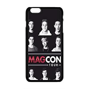 Happy Magcon Tour Fashion Comstom Plastic case cover for iphone 4 4s