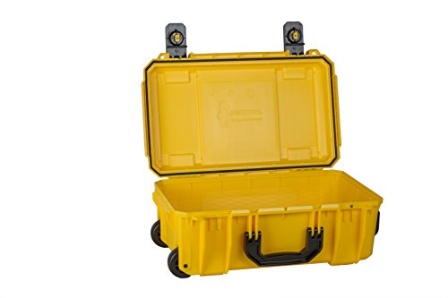 Seahorse Protective Equipment Cases SE830 Carry On Case, Yellow, Medium