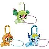Brinquedo Cadeado Multipack 2 Lock Stars, Hasbro, Sortido