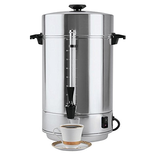 Focus Foodservice 58001R Aluminum West Bend Coffee Makers...