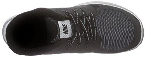 Flash 001 0 5 Mixte Chaussures Grey Noir Silver black Running Nike De gs Enfant Free reflect wolf Bwanqt