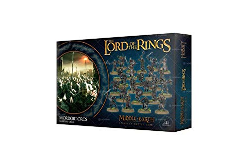Lord of the Rings: Mordor Orcs