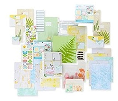 Martha Stewart Crafts Create + Keep Bundle Nature Garden Kit 207 Pieces